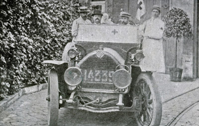Ambulanceauto Kaufman