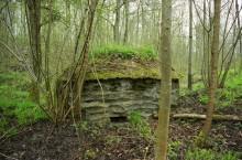Bois des Buttes bunker