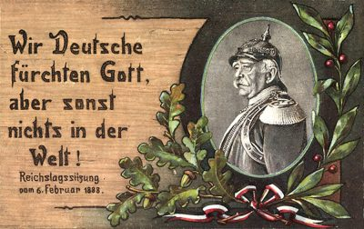 Bismarck citaat