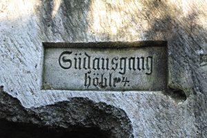 Südausgang Höhle 4
