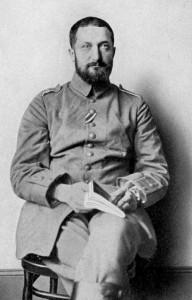 Kutscher portret