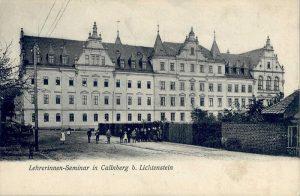 Lehrerinnenseminar1910