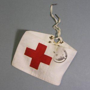 rode kruis armband