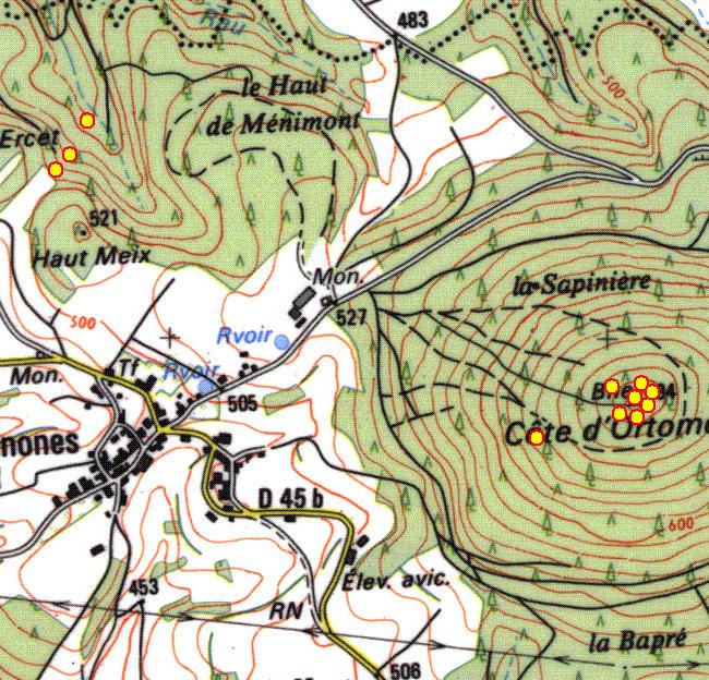 Ortomont - Lager Bretterstadt