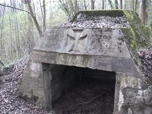 Scheinwerferzug 247 bunker